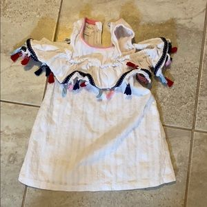 Mud Pie Tassle Dress